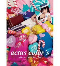 actus color's