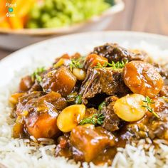 Syn Free Caribbean Jerk Stew | Slimming World