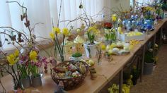 Velikonoční Výstava 2012  - Informační Centrum Na Rychtě, Praha Vinoř  ( DIY, Hobby, Crafts, Homemade, Handmade, Creative, Ideas)