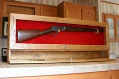 DIY Rifle Display Case --  #ryobination
