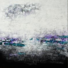 Original art for sale at UGallery.com | Breakthrough by Robin Jorgensen | acrylic painting | 40' h x 40' w