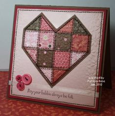 CC358, CT0112, Heartfelt Thank-you by kokirose - Cards and Paper Crafts at Splitcoaststampers