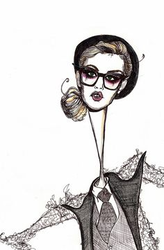 Jamie Lee Reardin _ Fashion Illustrator
