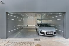 A garage is a crucial component in the way one protects their favorite set of wheels. It actually is tough to get motivated when you're garage resembles a dump. Summary A garage is room to ca… Garage House, Carport Garage, Garage Doors, Garage Shop, Garage Cabinets, Design Garage, House Design, Garage Interior Design, Underground Garage