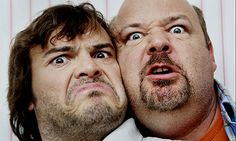 Tenacious D! Jack Black and Kyle Gass Jacob Black, Music Is My Escape, Music Is Life, Santa Monica, Kyle Gass, Tenacious D, Killswitch Engage, Billy Talent, What Is The Secret