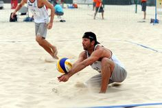 Rosenthal- fav man volleyball