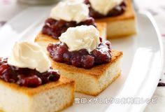 Ogura Toast 小倉トースト