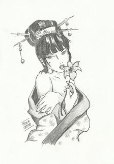 33 Mejores Imagenes De Ilustraciones Japonesas Geishas Japan