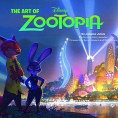 Concept arts de 'Zootrópolis (Zootopia)'
