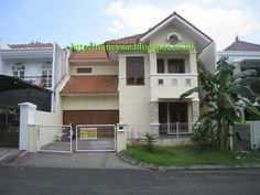 Cozy and Affordable Terraced House for rent Pakuwon Indah