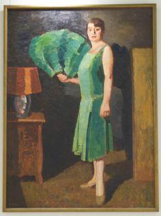 Portair de ma femme, Kees Maks (1923)