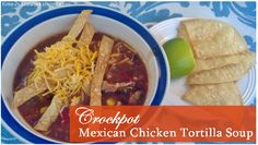 Crockpot Mexican Chi