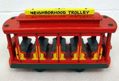 Mister Rogers' Trolley