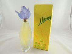 NILANG de LALIQUE Eau de Parfum FACTICE DUMMY 3.3 oz-Purple Lotus-ORIGINAL BOX #Lalique