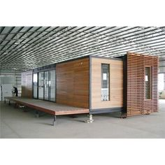 shipping container house: