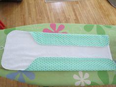 Tapis de lange très pratique en balade pour protéger bébé des surfaces pas toujours très propres...