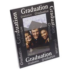 Graduation Frame - Black
