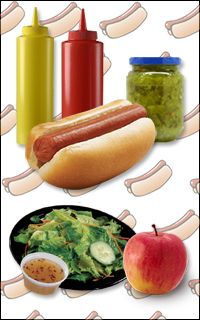 Guilt-Free Hot Dogs, Recipes with Hot Dogs, Hot Dog Tips & Tricks | Hungry Girl I love hot dogs!