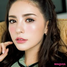 The 2018 Japanese Beauty Trends Kiyosa Japanese Total Beauty Makeup Trends 2019 japanese makeup trends 2019 Natural Wedding Makeup, Wedding Hair And Makeup, Natural Makeup, Asian Wedding Makeup, Bride Makeup Asian, Natural Lips, Natural Glow, Japanese Makeup, Japanese Beauty