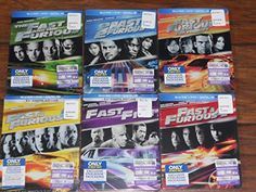 The Fast and The Furious 1 2 3 4 5 6 Steelbook Collection Blu Ray, DVD, Digital HD Ultra Violet UV The Original ,Two, Tokyo Drift, Four, Five and Six  http://www.videoonlinestore.com/the-fast-and-the-furious-1-2-3-4-5-6-steelbook-collection-blu-ray-dvd-digital-hd-ultra-violet-uv-the-original-two-tokyo-drift-four-five-and-six/