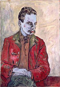 Rainer Maria Rilke in un ritratto di Knut Odde, 1897 🌹 ᘡℓvᘠ❉ღϠ₡ღ✻↞❁✦彡●⊱❊⊰✦❁ ڿڰۣ❁ ℓα-ℓα-ℓα вσηηє νιє ♡༺✿༻♡·✳︎· ❀‿ ❀ ·✳︎· TH NOV 2016 ✨ gυяυ ✤ॐ ✧⚜✧ ❦♥⭐♢∘❃♦♡❊ нανє α ηι¢є ∂αу ❊ღ༺✿༻✨♥♫ ~*~ ♪ ♥✫❁✦⊱❊⊰●彡✦❁↠ ஜℓvஜ 🌹 Rainer Maria Rilke, Hiroshima, Dresden, Modernist Writers, Madonna, World Poetry Day, Modern Portraits, Portrait Art, Mystic