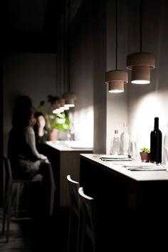 El Rebost de Borja Garcia #restaurant #interiordesign