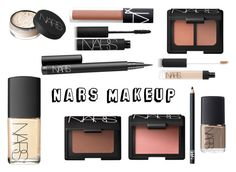"""""""NARS MAKEUP"""" by queenstone on Polyvore featuring beauté et NARS Cosmetics"""