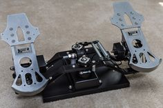 Want high-end flight sim pedals? Put $500 in a Polish bank account and contact Slaw | Ars Technica
