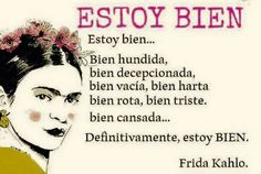 Hurt Quotes, Sad Love Quotes, Me Quotes, Motivational Quotes, Inspirational Quotes, Frida Quotes, Quotes En Espanol, Faith In Love, Spanish Quotes