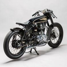 @mid_life_cycles_royal_enfield build off via @chop_shot