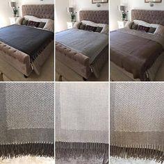 Peruvian Baby Alpaca Grey, Silver and Brown Blend Reversible Blankets Alpaca Blanket, Baby Alpaca, Sheep Wool, Rest, Luxury, Trending Outfits, Brown, Blankets, Silver