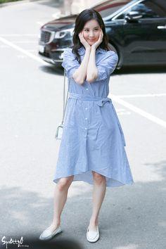 Seo Pretty :: 160501 맘마미아 출퇴근 서현 8p