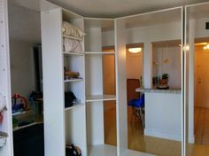 Making a Pax Room in the Living Room home Pinterest Ikea pax