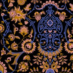 Rug 694j fabric by muhlenkott on Spoonflower - custom fabric