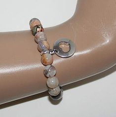 Jewelry, Agate Gemstone, Gems, Angels, Heart, Get Tan, Armband, Jewels, Schmuck