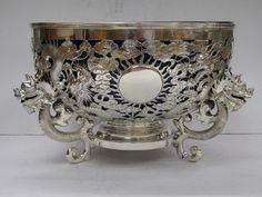 Chinese Export Silver Bowl (China)