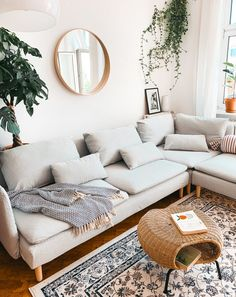 59 best solution small apartment living room decor ideas 5 4 « Home Design Small Apartment Living, Ikea Living Room, Boho Living Room, Interior Design Living Room, Home And Living, Living Room Designs, Small Apartments, Modern Living, Farmhouse Bedroom Decor