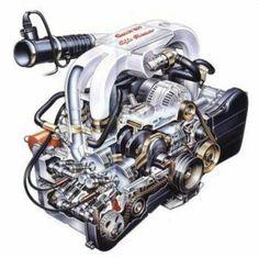 Alfa Romeo boxer engine Alfa Sud
