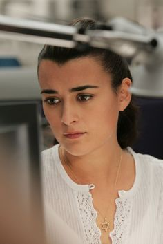 I miss Ziva but the new girl seems cool.