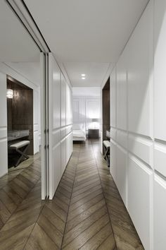 Residential project at Montagu Sq-London by d-raw