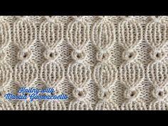 Knitting Videos, Knitting Stitches, Knitting Designs, Knitting Needles, Baby Knitting, Knitting Patterns, Crochet Patterns, How To Start Knitting, Fashion Sewing