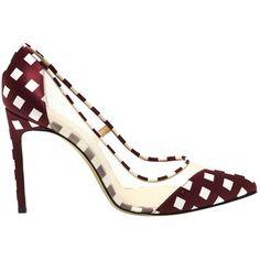 Pre-owned - Cloth heels Bionda Castana RR4Fn8FRn