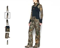 Under Armour Realtree max-5 women's bib | New Fall Line