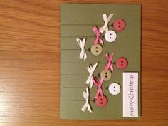 Handmade Xmas card...