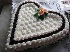 "Penová torta - Slovakian ""foam cake"""