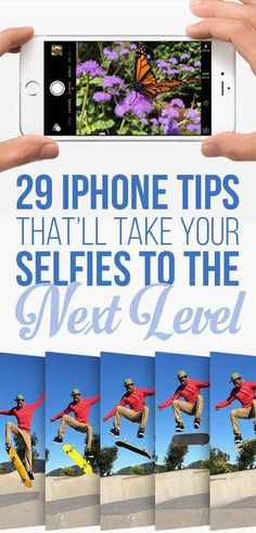 29 iPhone Tips That'll Take Your Selfie Game To The Next Level......has some good tips on using your iPhone camera, not all just for selfies ;)
