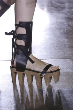 Rick Owens Ready To Wear Spring Summer 2015 Paris
