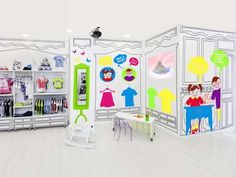 Delightfully Doodled Retailers : piccino shop by masquespacio