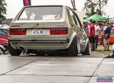 MkI Vw Mk1, Volkswagen Golf, Mk1 Caddy, Gti Mk7, Golf Mk2, Golf Clubs, Old School, Porsche, Rabbit
