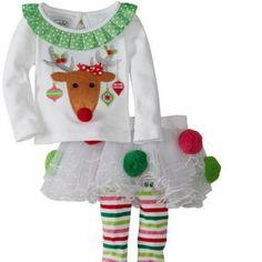 GET $50 NOW | Join RoseGal: Get YOUR $50 NOW!http://www.rosegal.com/christmas-decorations/christmas-elk-pattern-girl-culotte-906788.html?seid=7754273rg906788